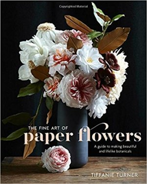 Pretty paper flowers flower magazine the fine art of paper flowers mightylinksfo