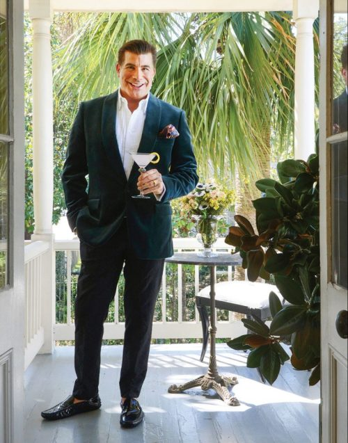 Bryan Batt, awards season party