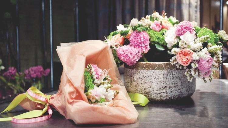dejuan stroud bouquet arrangement