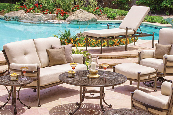guide to choosing outdoor seating