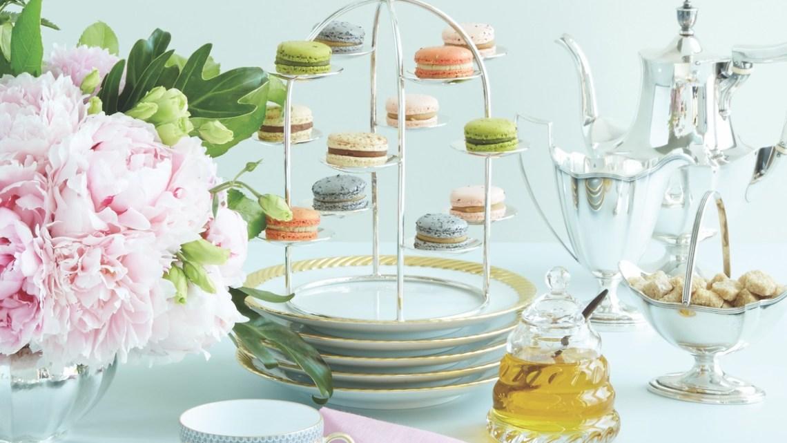 tea time tableware