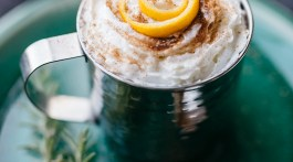 Spiced Orange and Maple Westrock Coffee, P. Allen Smith