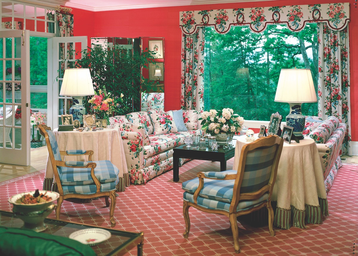 Get Dorothy Draper Style At Home Flower Magazine