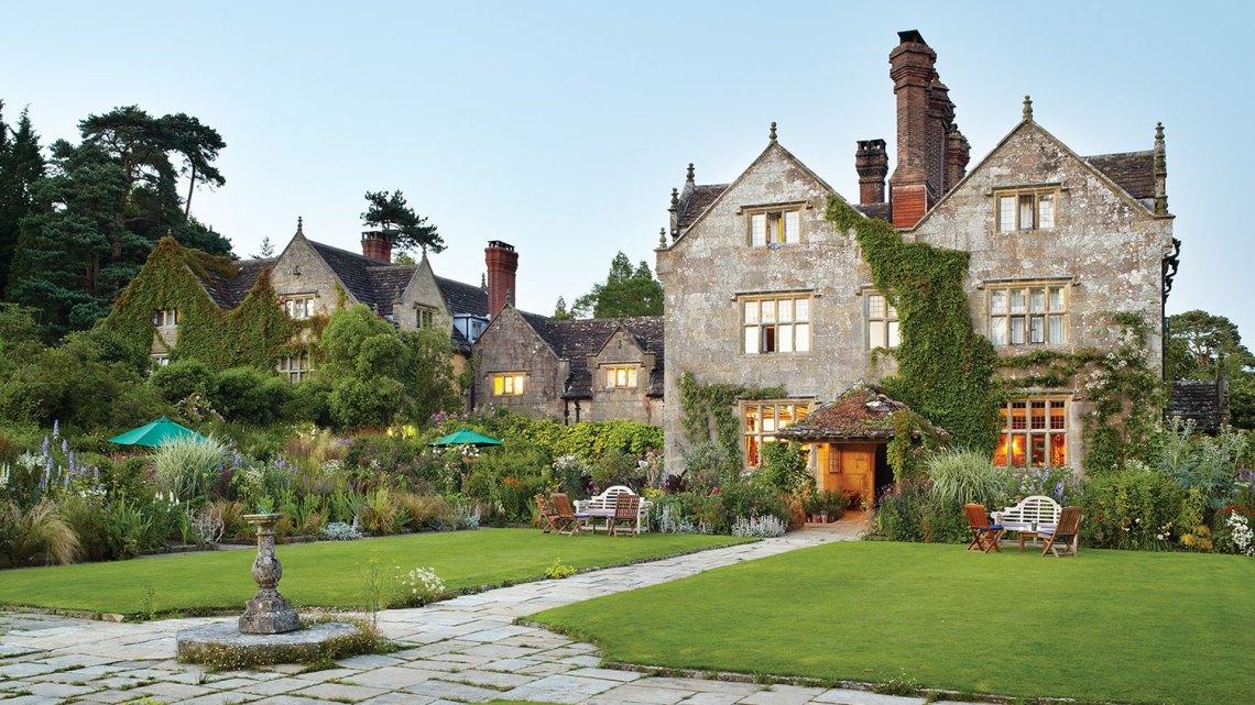 Gravetye Manor, Gravetye Manor Gardens