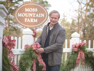 P. Allen Smith, evergreen containers, evergreen garland