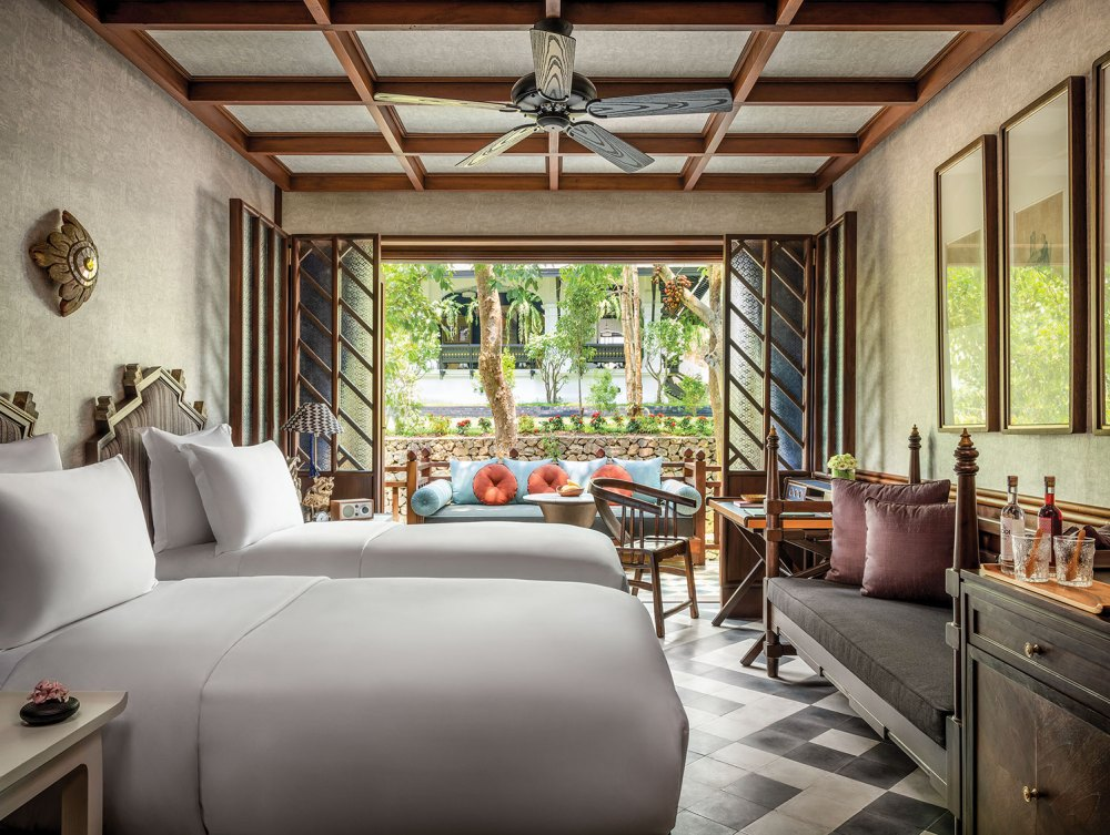 Luang Prabang Resort Riverside_Room