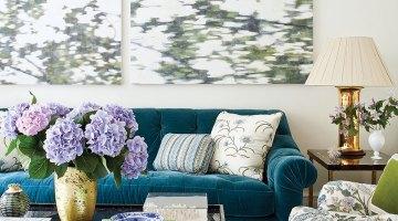 Ashley Whittaker, living room