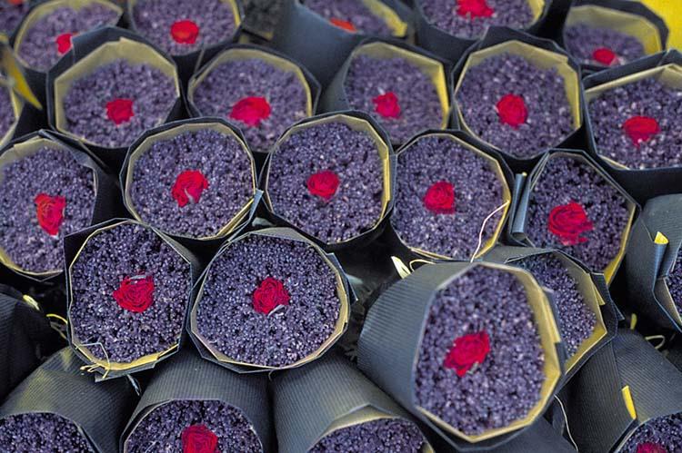 Dried Lavender Bundles