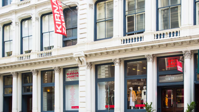 Best shopping in New York City, Kirna Zabete storefront
