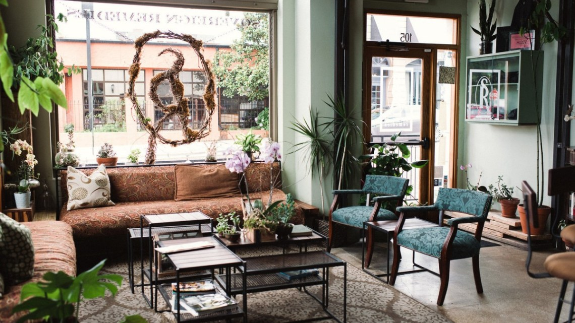 Best bars in Asheville, NC: Sovereign Remedies