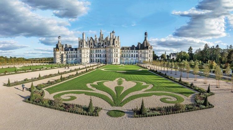Loire Valley Château Chambord