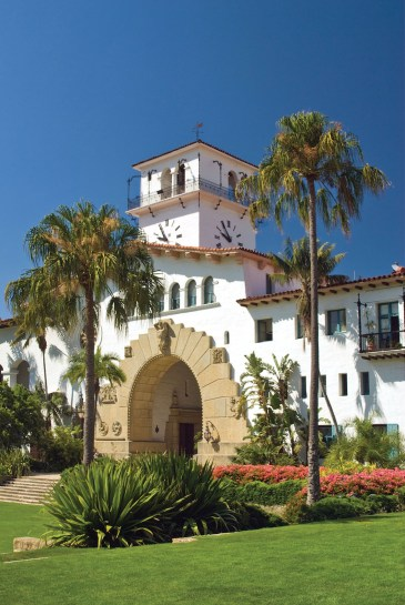 Spanish Colonial Revival–style architecture