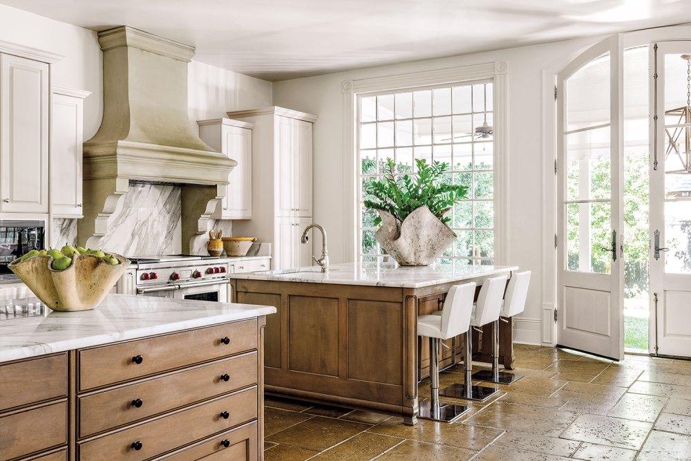 kitchen designed by Tara Shaw