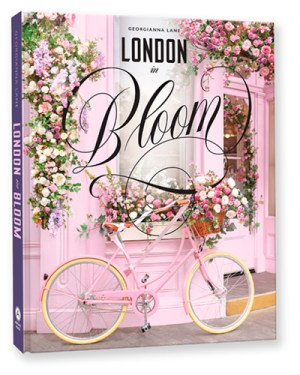 Book cover for London in Bloom by Georgianna Lan