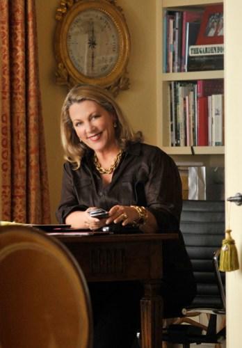 interior designer Suzanne Tucker at home