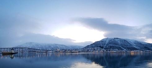 2019來去北極圈。挪威縮影+極光小鎮Tromso市區漫遊+Lyngen雪鞋健行