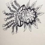 Flowerosity sketch #35