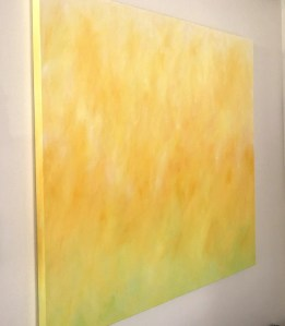 coming of light-side-36x36 painting