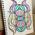 sketchbook design reflective color-15