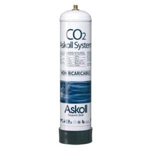 Bombola CO2 500gr