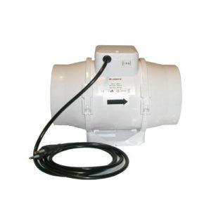 Estrattore TT - 125mm 220/280mc/h