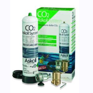 Kit CO2 Manuale