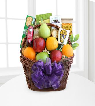 Bountiful Fruit Basket - FedEx