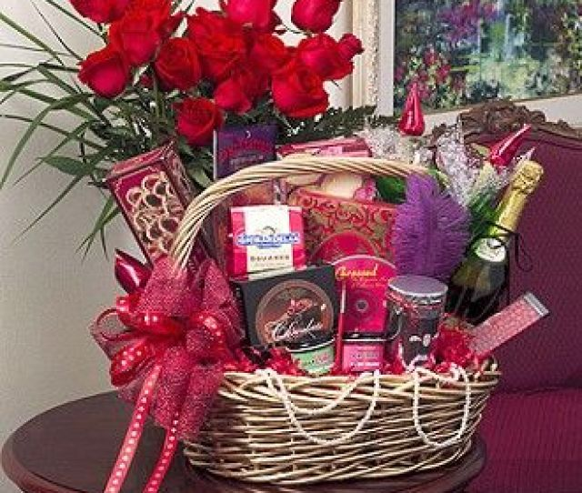 Music Chocolate Candy Tatoos And Flavored Body Paints Its All There In The Love And Romance Valentines Gift Basket