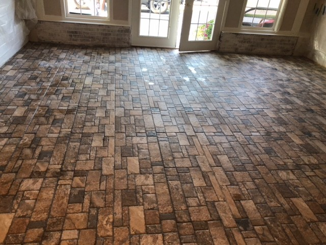 is natural stone flooring right for