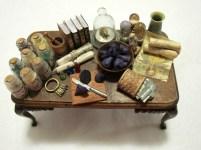 Harry Potter: Sprout's Desk