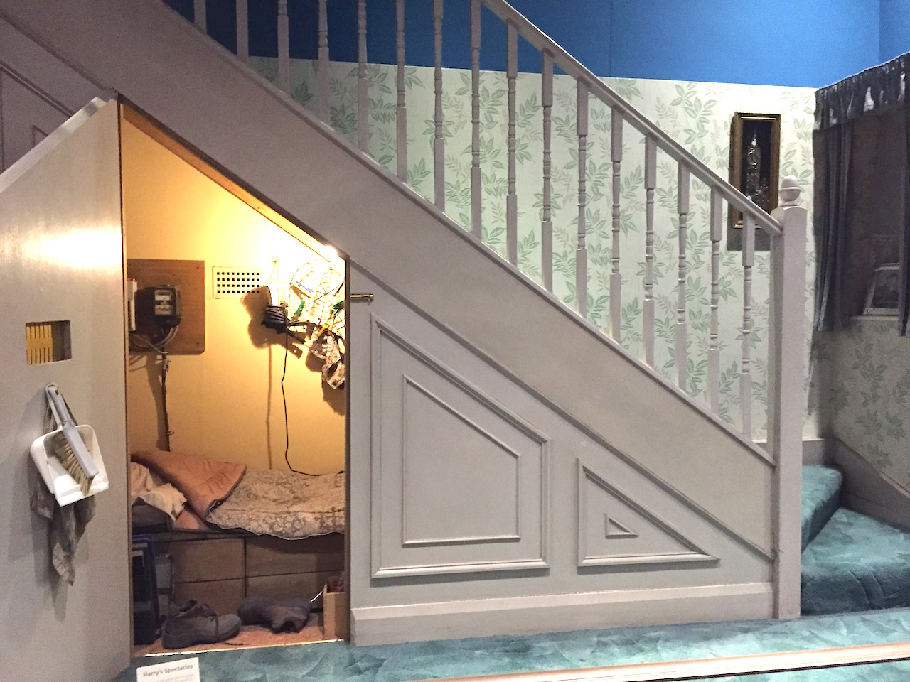 Dream Room The Cupboard Under The Stairs Part 1 The Wonder Of Miniature Worlds