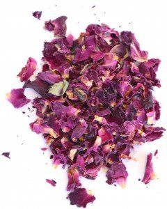Aisev Naturals – Rose Buds and Petals, Red – 1lb.