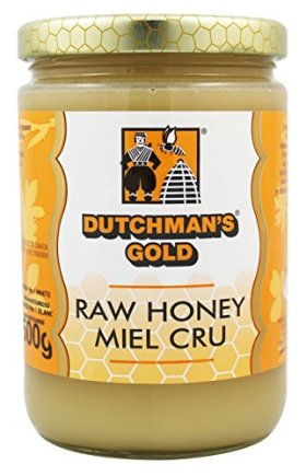Dutchman's Gold Raw Honey 1.1 lbs – Unfiltered – Non-pasteurized