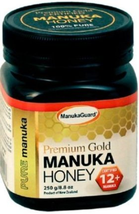 Manukaguard Premium Gold Manuka Honey 12+ – 8.8 oz