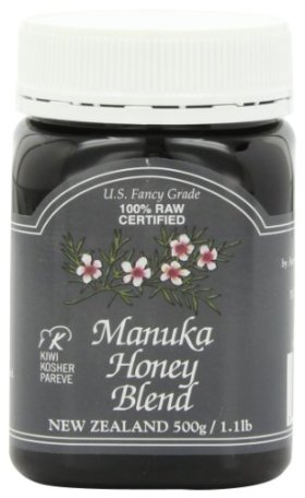 Manuka Honey Blend, 1.1 Pound Jar