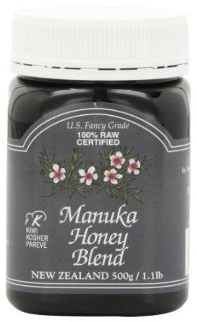 Manuka Honey Blend, 1.1 Pound Jar