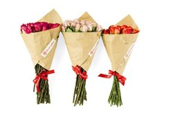 Flowers of the Month Subscription -3 Months