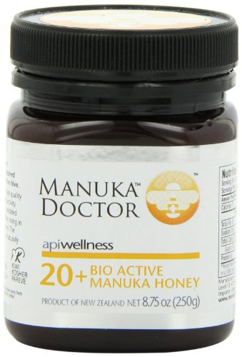Manuka Doctor Bio Active Honey, 20 Plus, 8.75 Ounce