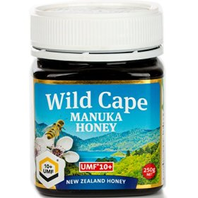 Wild Cape UMF 10+ Manuka Honey, 250g (8.8 oz)