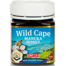 Wild Cape UMF 15+ Manuka Honey, 250g (8.8 oz)