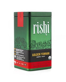 Rishi Tea Golden Yunnan, 1.94 Ounce