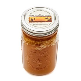 Royal Hawaiian Honey- 2.75lb. Raw, Unfiltered Lehua