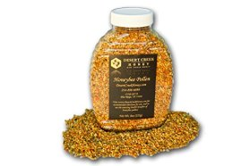 8 Oz All Natural Honey Bee Pollen