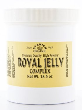 Stakich ROYAL JELLY COMPLEX 18.5 oz – 100% Pure, Natural, Raw – Premium Quality, High Potency –