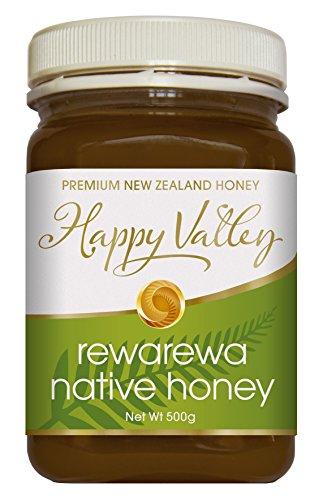 New Zealand Rewarewa Honey, 500g (17.6oz)