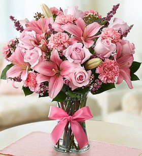 1-800-Flowers – Expressions of Pink – Large