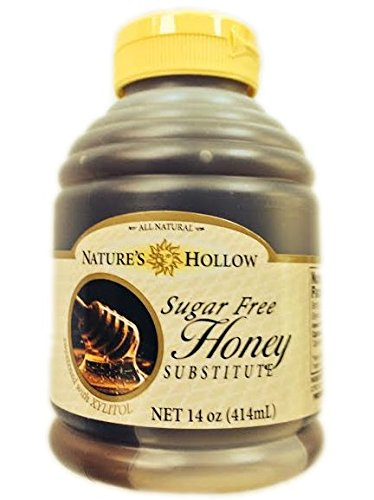 Nature's Hollow Nhol Honey Sub Sugar Free 14 Oz