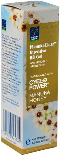 Manuka Health MGO 600 ManukaClear Gel, 1.01 Ounce