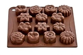 Pavonidea – Flower Bouquet Chocolate Ice Mould