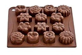 Pavonidea – Flower Bouquet Chocolate Ice Mould